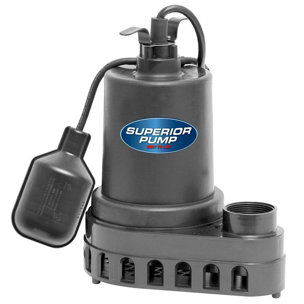 superior-pump-submersible-sump-pump